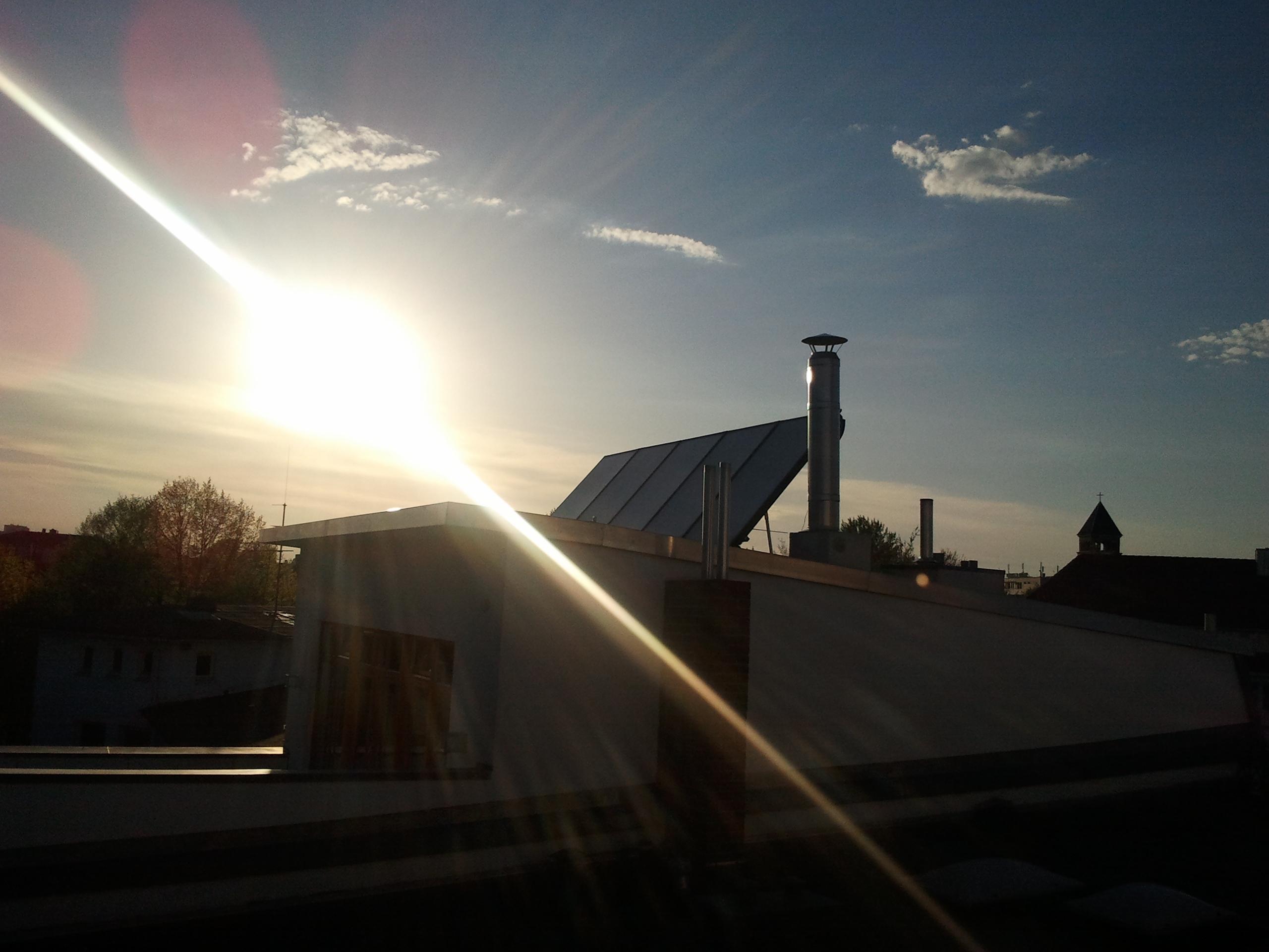 Sonne Wind und Wärme: das sind die Erneuerbaren
