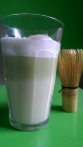 Matcha Latte selbstgemacht