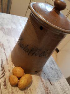 Kartoffelkunde mit Beschreibung der Kartoffeln und Kartoffelsorten